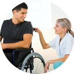 Care for people with disabilities